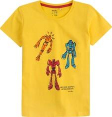 T-shirt dla chłopca 4-8 lat C71G039_1