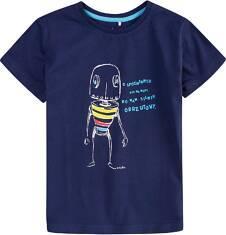 T-shirt dla chłopca 9-13 lat C71G535_1