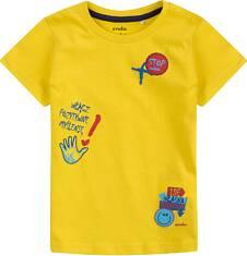 T-shirt dla chłopca 9-13 lat C71G508_1