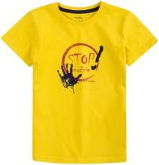 T-shirt dla chłopca 9-13 lat C71G504_1