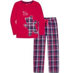 Piżama dla dziewczynki 3-8 lat D72V001_1