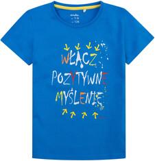 T-shirt dla chłopca 9-13 lat C71G501_1