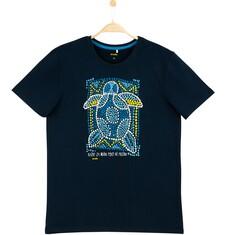 T-shirt męski Q61G003_1