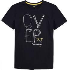 T-shirt męski Q61G008_1