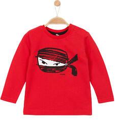 T-shirt z długim rękawem dla niemowlaka N62G014_1