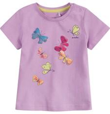 Bluzka z krótkim rękawem  dla dziecka 0-3 lat N71G038_1
