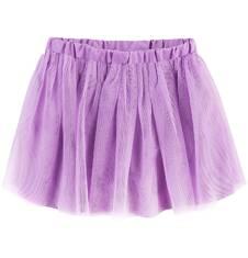 Spódniczka tiulowa na podszewce dla dziewczynki 4-8 lat D71J022_3