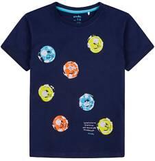 T-shirt dla chłopca 9-13 lat C71G682_1