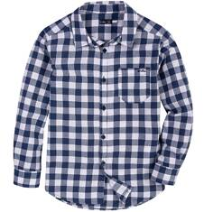 Koszula flanelowa dla chłopca 9-12 lat C62F504_1