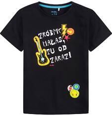 T-shirt dla chłopca 9-13 lat C71G602_1