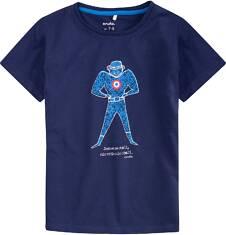 T-shirt dla chłopca 9-13 lat C71G616_1