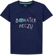 T-shirt dla chłopca 9-13 lat C71G567_1