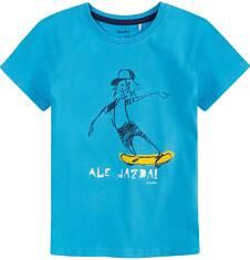T-shirt dla chłopca 4-8 lat C71G121_1
