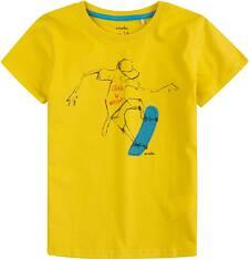 T-shirt dla chłopca 9-13 lat C71G622_1