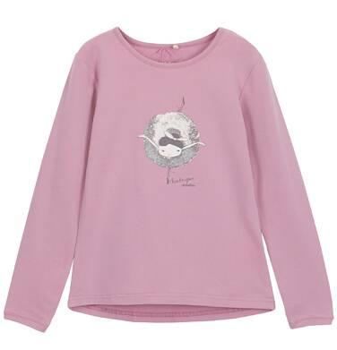 Bluzka z długim rękawem dla dziewczynki 3-8 lat D62G126_1