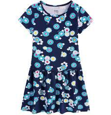Sukienka z falbaną dla dziewczynki 9-13 lat D71H572_1