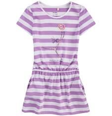 Sukienka z krótkim rękawem  dla dziewczynki 9-13 lat D71H537_1