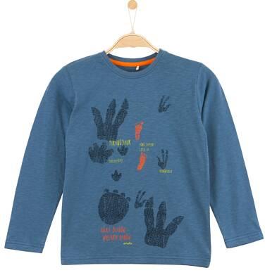 T-shirt z długim rękawem dla chłopca C61G035_1