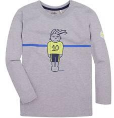 T-shirt z długim rękawem dla chłopca 3-8 lat C72G006_1