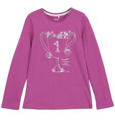 Bluzka z długim rękawem dla dziewczynki 9-12 lat D62G635_1