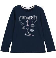 Bluzka z długim rękawem dla dziewczynki 3-8 lat D62G135_2