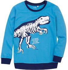 T-shirt z długim rękawem dla chłopca 3-8 lat C72G118_2