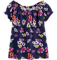 Bluzka z marszczeniami dla dziewczynki 9-13 lat D71G676_1