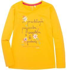Bluzka z długim rękawem  dla dziewczynki 3-8 lat D72G123_1