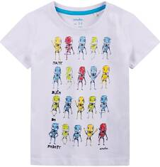 T-shirt dla chłopca 9-13 lat C71G680_1