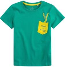 T-shirt dla chłopca 9-13 lat C71G654_1