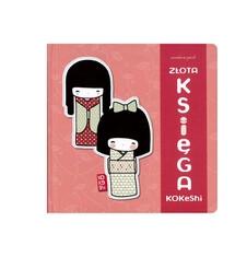 Złota księga Kokeshi BK52015_1
