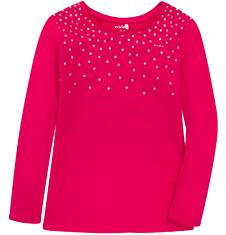 Bluzka z długim rękawem  dla dziewczynki 3-8 lat D72G142_2