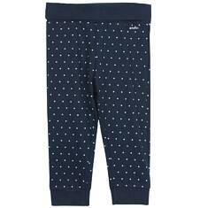Spodnie dresowe ze ściągaczem dla niemowlaka N62K036_1