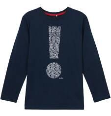 T-shirt z długim rękawem dla chłopca 9-12 lat C62G595_1