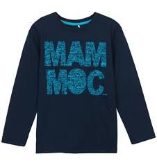 T-shirt z długim rękawem dla chłopca 9-12 lat C62G614_1