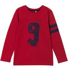T-shirt z długim rękawem dla chłopca 9-12 lat C62G616_1