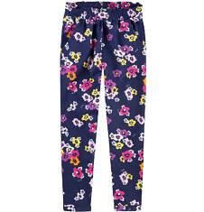 Spodnie zakończone w talii gumką dla dziewczynki 4-8 lat D71K052_1