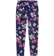 Spodnie typu alladynki dla dziewczynki 9-13 lat D71K552_1