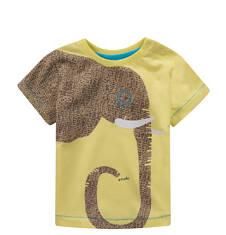 T-shirt dla niemowlaka N51G040_2