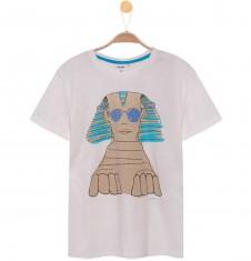 T-shirt męski Q51G012_1