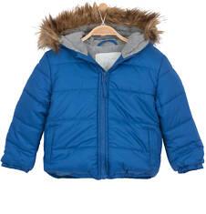 Długa kurtka zimowa dla niemowlaka N62A002_1