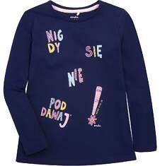 Bluzka z długim rękawem  dla dziewczynki 9-13 lat D72G630_1