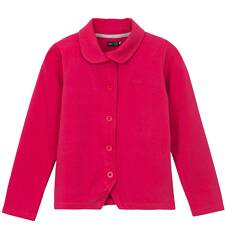 Rozpinana bluza z kołnierzykiem dla dziewczynki 3-8 lat D62C010_1