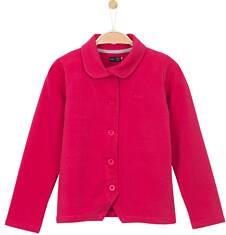 Rozpinana bluza z kołnierzykiem dla dziewczynki 9-12 lat D62C510_1