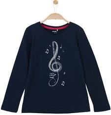 Bluzka z długim rękawem dla dziewczynki 3-8 lat D62G005_1