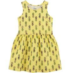 Sukienka w owocowy deseń dla dziewczynki D61H027_1