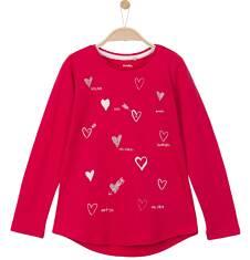 Bluzka z długim rękawem dla dziewczynki 3-8 lat D62G009_1