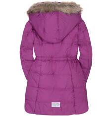 Długi zimowy płaszcz dla dziewczynki 3-8 lat D72A009_1