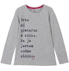 Bluzka z długim rękawem dla dziewczynki 3-8 lat D62G086_1