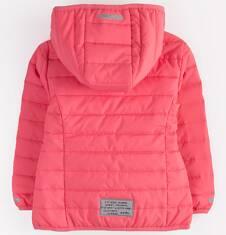 Pikowana kurtka z kapturem dla dziewczynki 2-3 lata N71A009_1